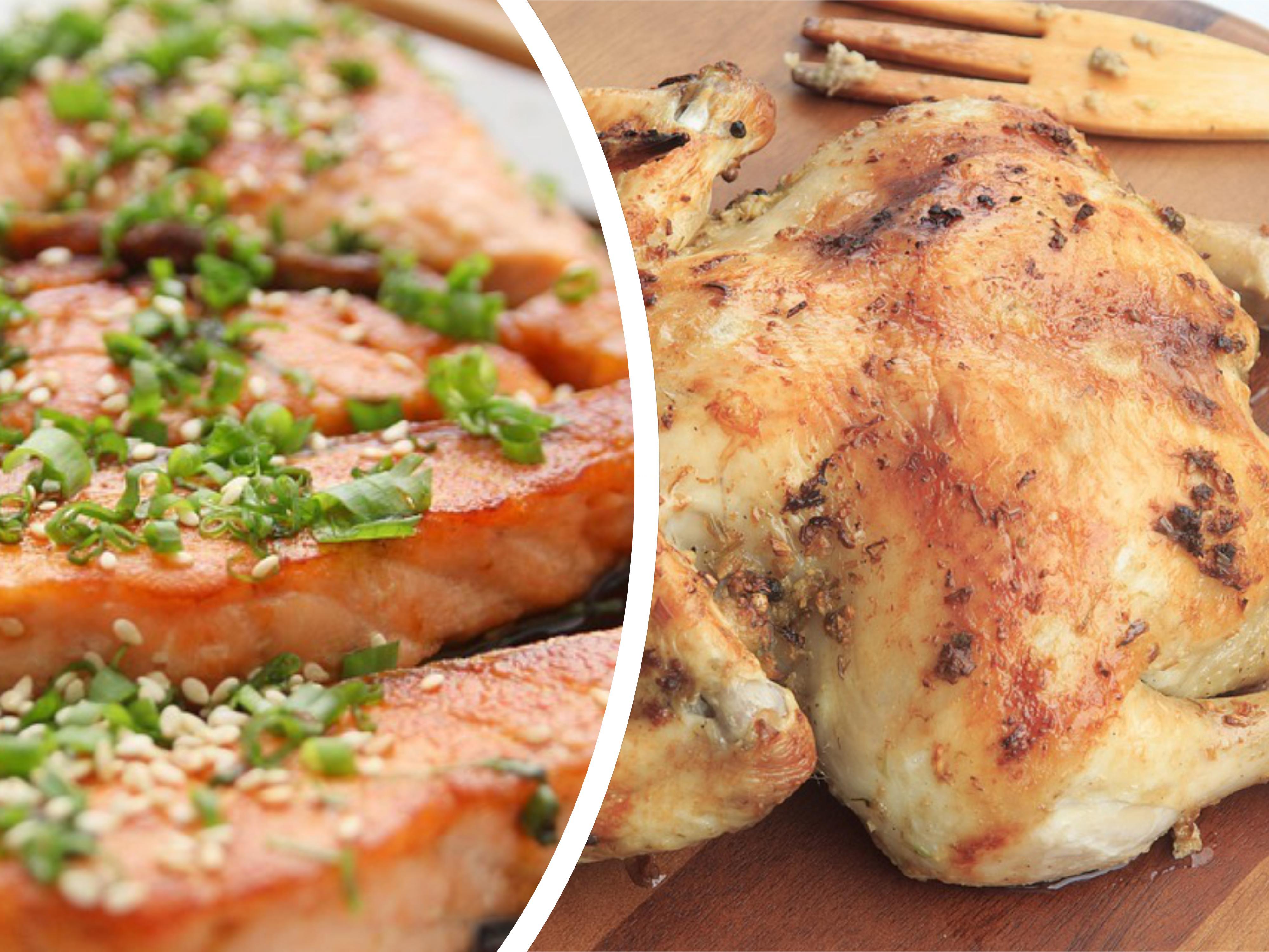 Dieta proteica que no se puede comer