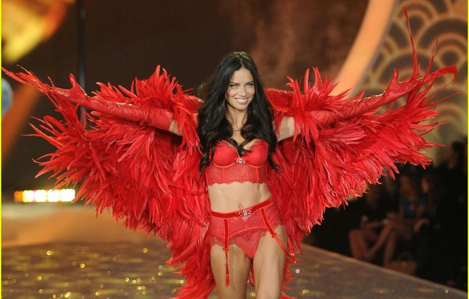Dieta Victoria's Secret sus Secretos 1