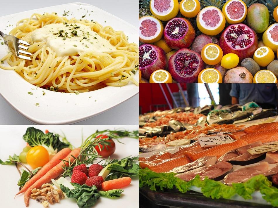 Dieta disociada para engordar