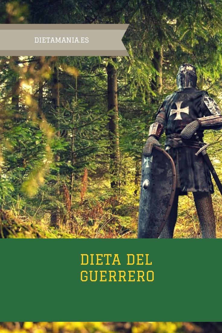 Pinterest la dieta del guerrero