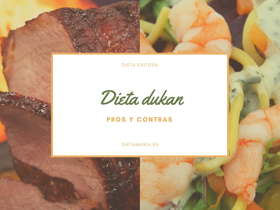 Como seguir la dieta dukan