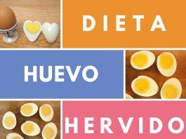 Dieta del huevo hervido