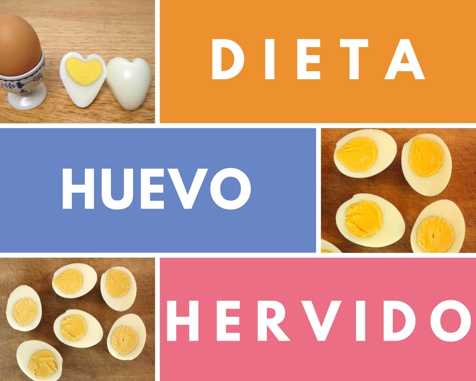 dieta de huevo duro
