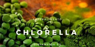 Chlorella - Una pequeña alga contra las toxinas del cuerpo